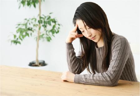 自律神経の不調による不定愁訴